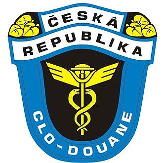 Law enforcement in the Czech Republic - Image: C Sseal