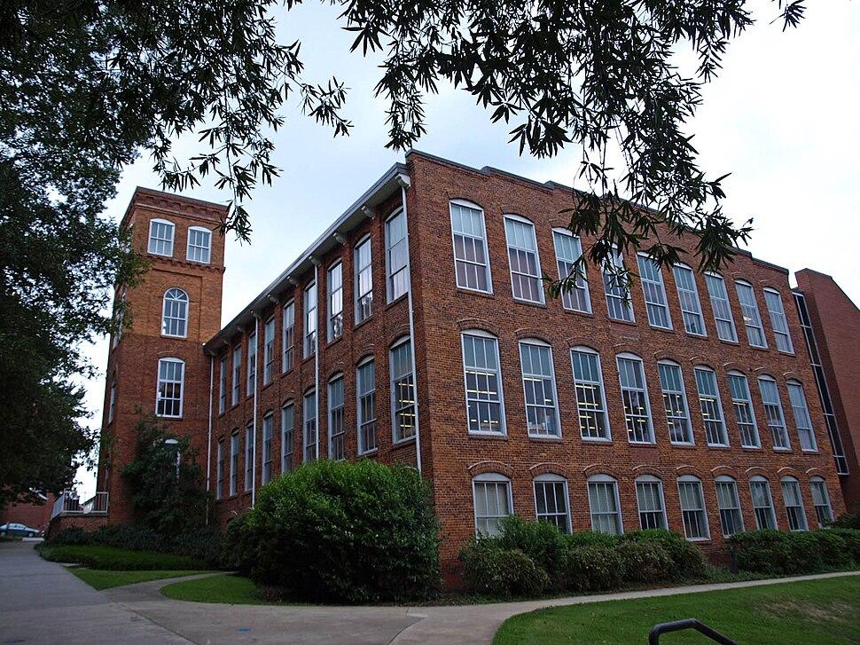 CU Godfrey Hall Aug2010