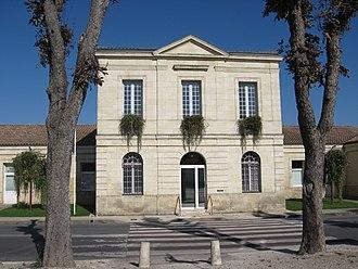 Cadaujac - Town hall