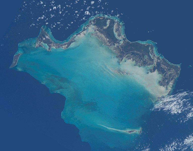 File:Caicos Islands satellite.jpg