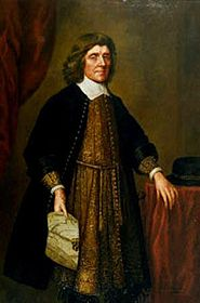 Cecil Calvert, 1st Proprietor of the Maryland colony.