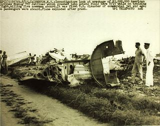 American Airlines Flight 514 1959 aviation accident