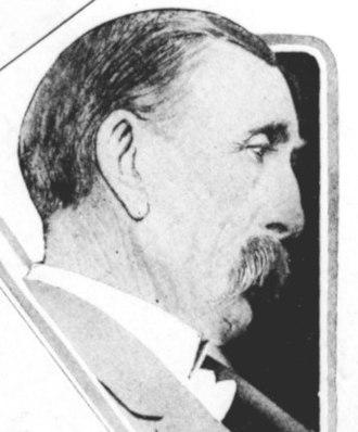 Calvin Hartwell - Hartwell, circa 1913