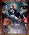 Camillo Procaccini, Madonna in gloria con i santi Tommaso, Carlo e Francesco 02.jpg