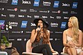 Can-linn & Kasey Smith, ESC2014 Meet & Greet 03.jpg
