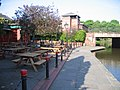 Canalside by the Frog and Nightingale - geograph.org.uk - 818302.jpg
