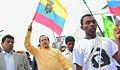 Canciller Patiño encabeza marcha de apoyo al Presidente de la República, Rafael Correa (5040511572).jpg