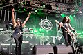 Capathian Forest Party.San Metal Open Air 2018 31.jpg