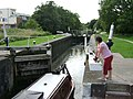 Cape Bottom Lock, Grand Union Canal - geograph.org.uk - 1441354.jpg