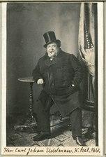 Carl Johan Uddman, porträtt - SMV - H8 166.tif