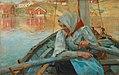 Carl Wilhelmson - Fishergirl 1895.jpg