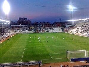 Albacete Balompié - Estadio Carlos Belmonte