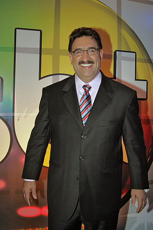 Sistema Brasileiro de Televisão - Image: Carlos Roberto Massa