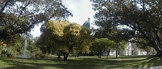 Carlton Gardens - Carlton Gardens south