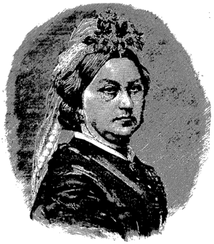 Johan Sverdrup - Sverdrup's wife, Caroline