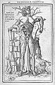Carolus Stephanus, male anatomical figure Wellcome L0023609.jpg