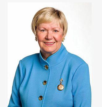 Carolyn M. Byham - Carolyn M. Byham, Philanthropist