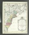 Carte nouvelle de l'Amerique angloise - contenant tout ce que les Anglois possedent sur le continent de l'Amerique septentrionale voir le Canada, la Nouvelle Ecosse ou Acadie, les treize provinces NYPL1166983.tiff