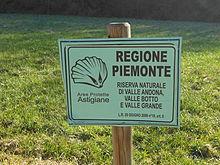 Riserva naturale speciale della Valle Andona, Valle Botto e Val Grande