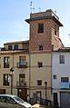 Casa amb torre a la plaça de les Monges de Sogorb.JPG