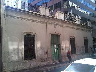 Museo Mitre - Image: Casa del Gral. Bartolomé Mitre Museo Mitre