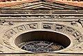 Casale monferrato, chiesa di san domenico, portale del 1510 ca. 03 zodiaco.jpg