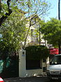 Cases dels periodistes al carrer Peris i Mencheta P1500981.jpg