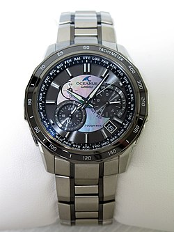21bdb49fb86d Casio Oceanus - Wikipedia