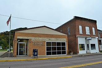 Cassville, Wisconsin - Cassville post office