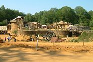 Castle Guedelon 2005