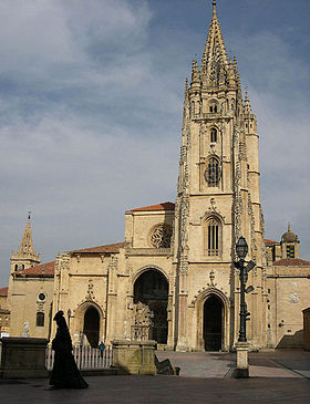 Image illustrative de l'article Cathédrale San Salvador d'Oviedo