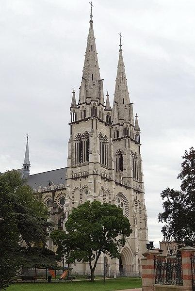 Cathédrale Notre-Dame-de-l'Annonciation de Moulins
