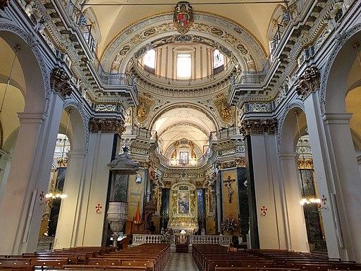 Cathédrale Sainte-Réparate Nice IMG 20160906 171852
