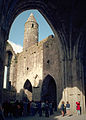 Cathedral and round tower Rock of Cashel.jpg