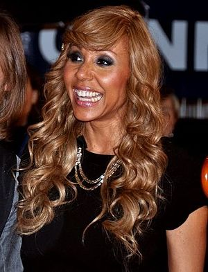 Cathy Guetta - Cathy at the NRJ Music Awards, 2012