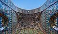 Ceiling of interance of a room in Atabaki sahn in Fatima Masumeh Shrine, Qom,Iran.jpg