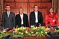 Cena ofrecida en honor del señor Salvador Sánchez Ceren, Vicepresidente de El Salvador (7884344792).jpg