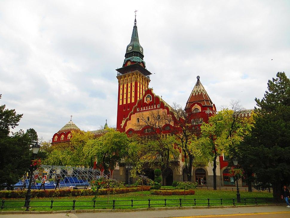 Centar II, Subotica, Serbia - panoramio (5)