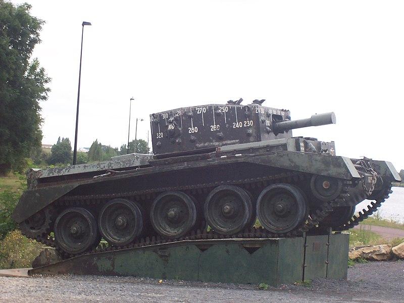 Танки №20 - Cromwell Mk. IV (Великобритания), 1944 год
