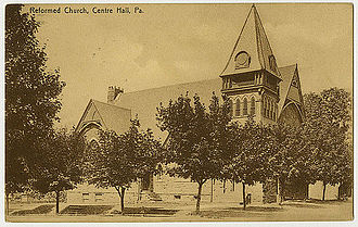 Centre Hall, Pennsylvania - Centre Hall Reformed Church