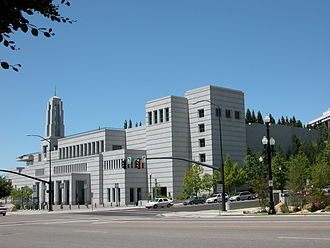 The Church of Jesus Christ of Latter-day Saints in Utah - LDS Conference Center