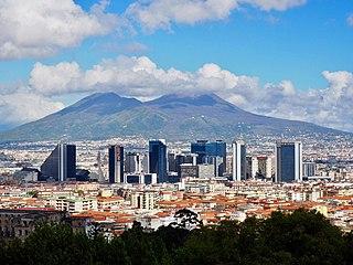 Centro Direzionale (Naples) neighborhood in Naples