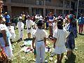 Ceremonia azteca de bienvenida a la primavera en Ayahualulco, Veracruz, México. 05.jpg