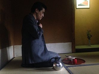 Japanese community of Mexico City - Japanese tea ceremony in Mexico City