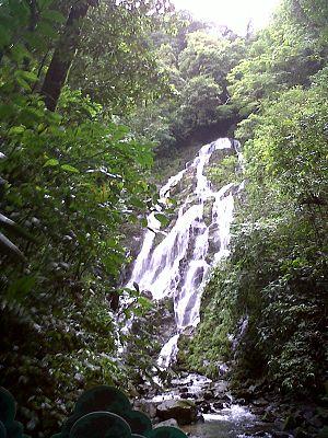 """El Valle de Antón - Waterfall """"El Macho"""" in El Valle"""
