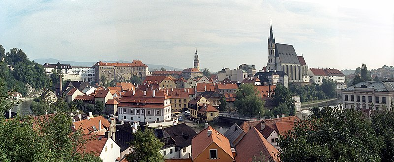 Súbor:Cesky Krumlov - panorama.jpg