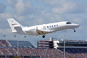Cessna 680A Citation Latitude - KDAB 22-02-2015.JPG