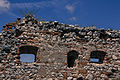 Cetatea Rasnovului , ziduri din interior 05.jpg
