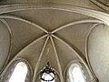 Château-l'Evêque église plafond choeur.JPG