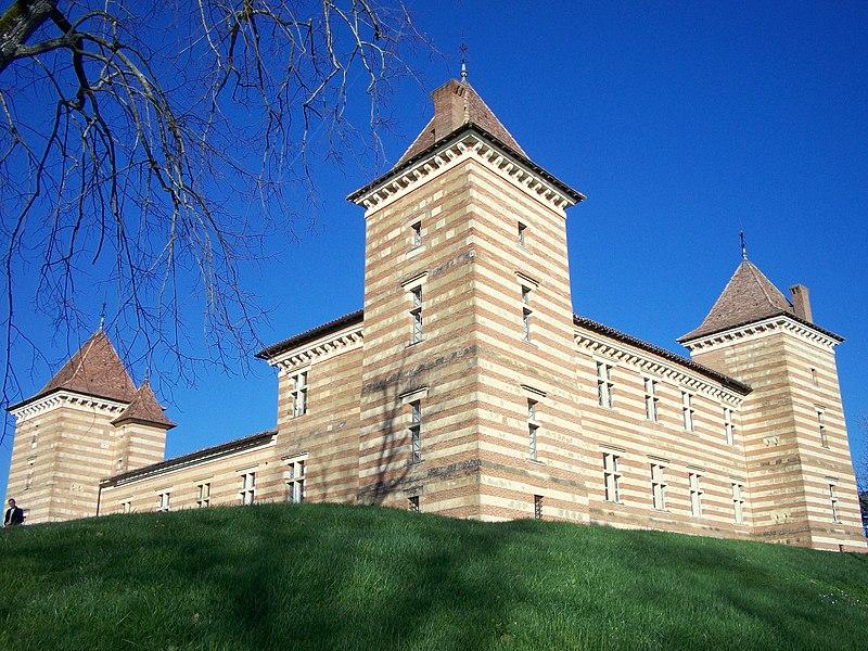 Château de Laréole (Haute-Garonne, France)
